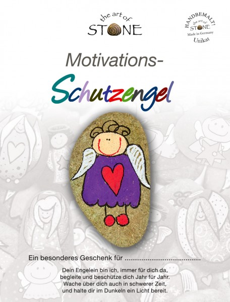 Motivations- Schutzengel