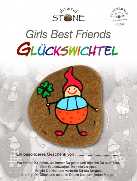 Girls Best Friends- Glückswichtel